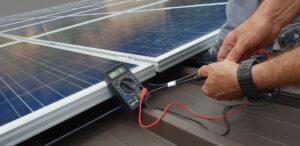 solar panel monitoring
