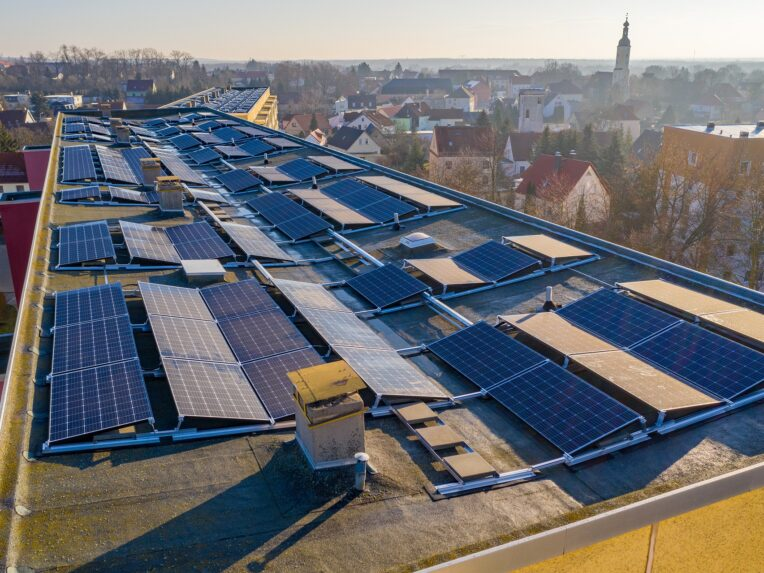solar energy to combat climate change