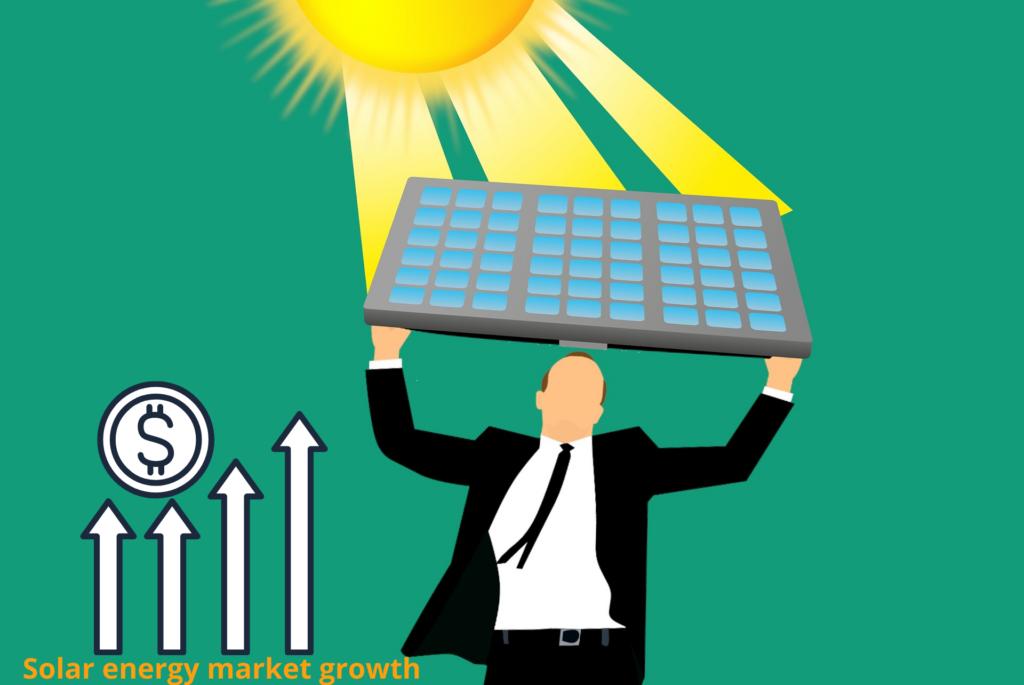 Solar energy market growth